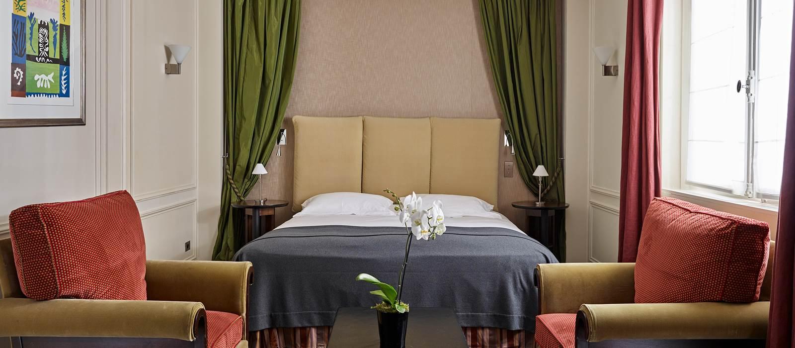Double Standard Room | La Tremoille Hotel